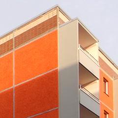 Balkone Helsingforser Straße