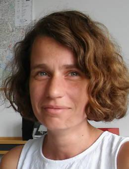 Maria Kraze-Serafeim Portrait