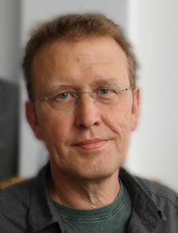 Portrait Peter Frunzke