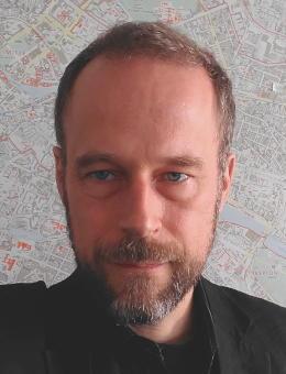 Paul Gronert Portrait