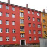 Marchlewskistraße 81-83 Hoffassade