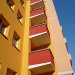 Pintschstraße Balkone