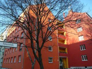 Pintsch-/ Ecke Straßmannstraße