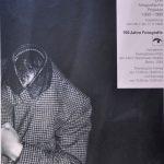 Ausstellungsplakat 1989: Rudolf Schäfer