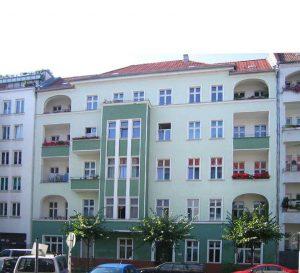 Seumestraße 30 Straßenfassade