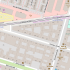 Dolziger Straße 48 Stadtplanausschnitt