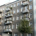 Dolziger Straße 48, Straßenfassade