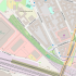 Helsingforser/Marchlewskistraße Stadtplanausschnitt