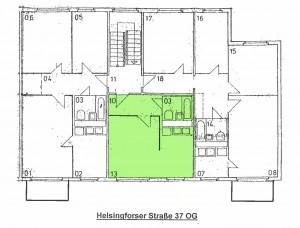 Grundriss Helsingforser Straße 37, OG Mitte