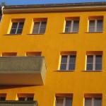 Hübnerstraße 5-6, Fassadendetail