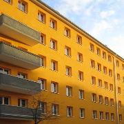 Hübnerstraße 5-6, Fassade