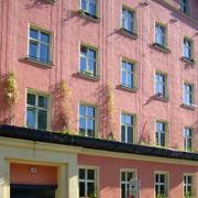 Straßenfassade Koppenstraße 26