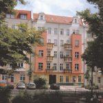 Proskauer Straße 18 Ansicht vom Forckenbeckplatz