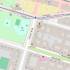 Proskauer Straße 18 Stadtplanausschnitt