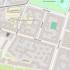 Rigaer/Zellestraße Stadtplanausschnitt