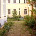 Seumestraße 30, Hof